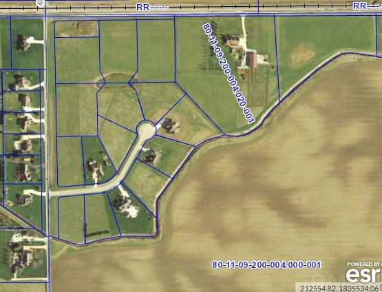 lot 15 castle creek, Tipton, IN 46072
