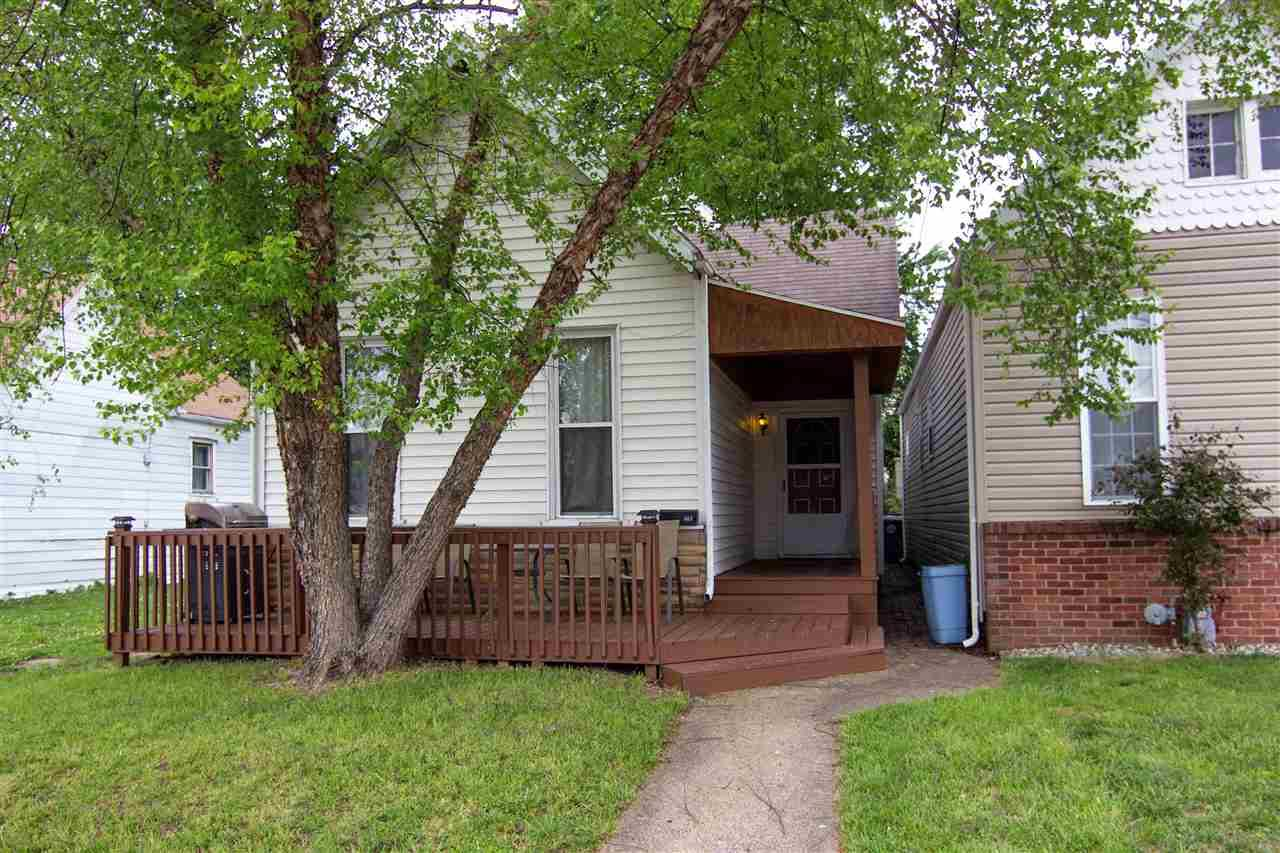 607 N Tenth Ave, Evansville, IN 47712