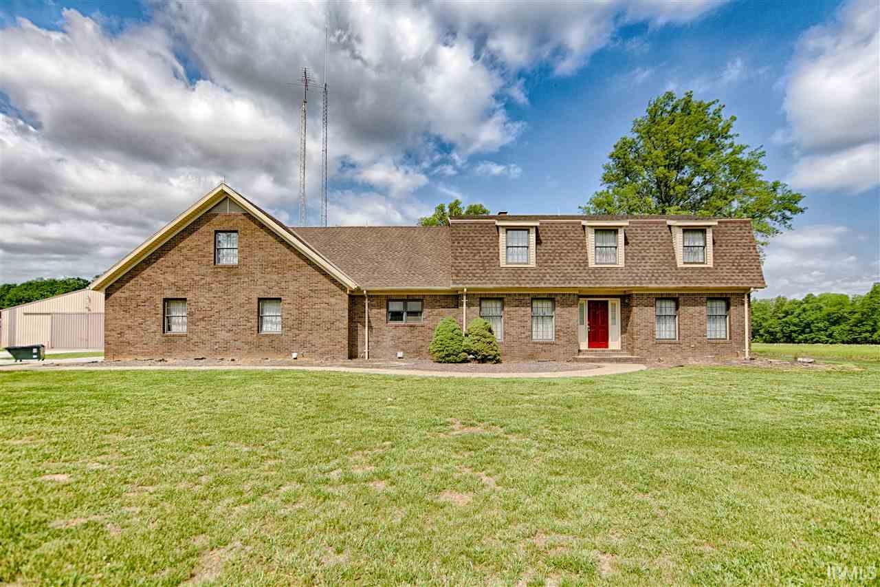 7701 Bald Knob, Mount Vernon, IN 47620