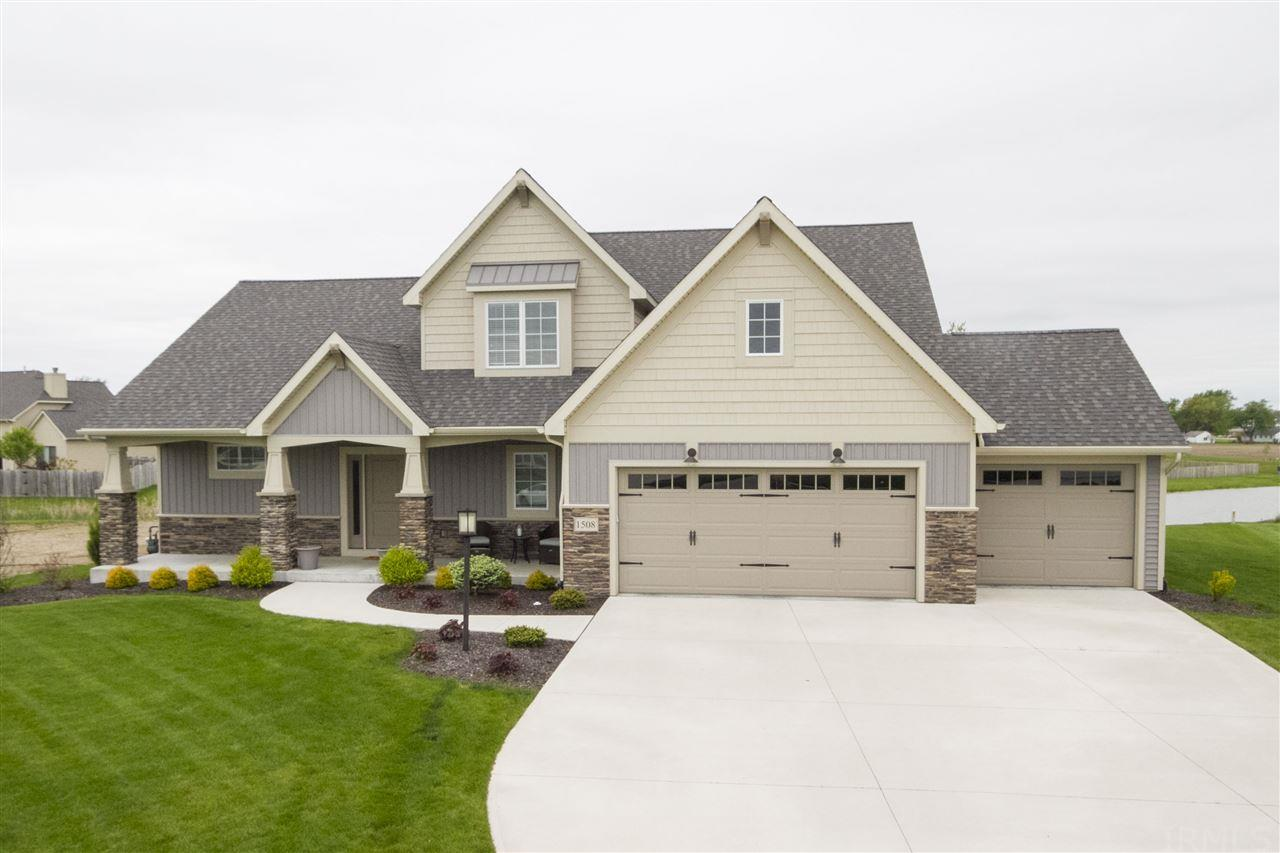 1508 White Coral, Fort Wayne, IN 46814