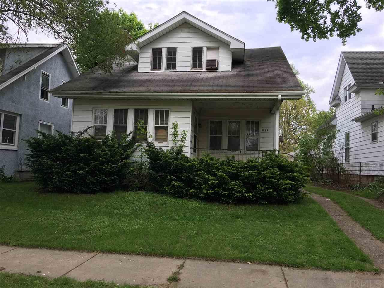 814 S 24Th Street South Bend, IN 46615