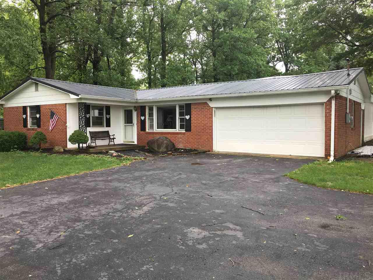 10987 W 100 SOUTH, Russiaville, IN 46979