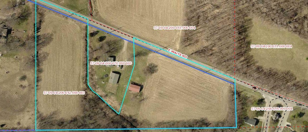 TBD W Waits Rd, Kendallville, IN 46755