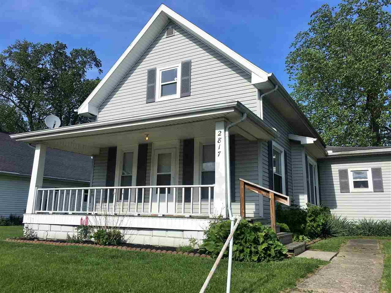 2817 S HOME, Marion, IN 46953