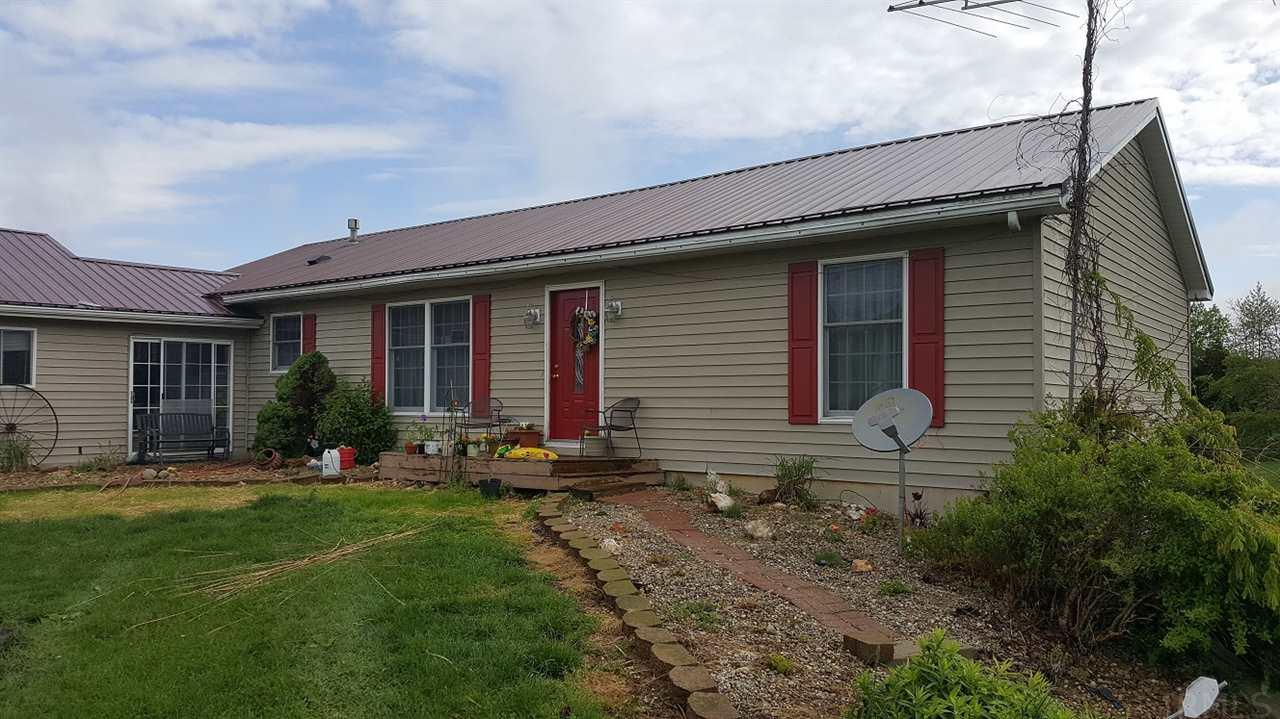 1851 E County Road 1275, Cloverdale, IN 46120