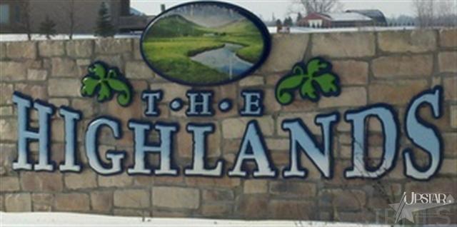 Lot 20 Highlander, Auburn, IN 46706