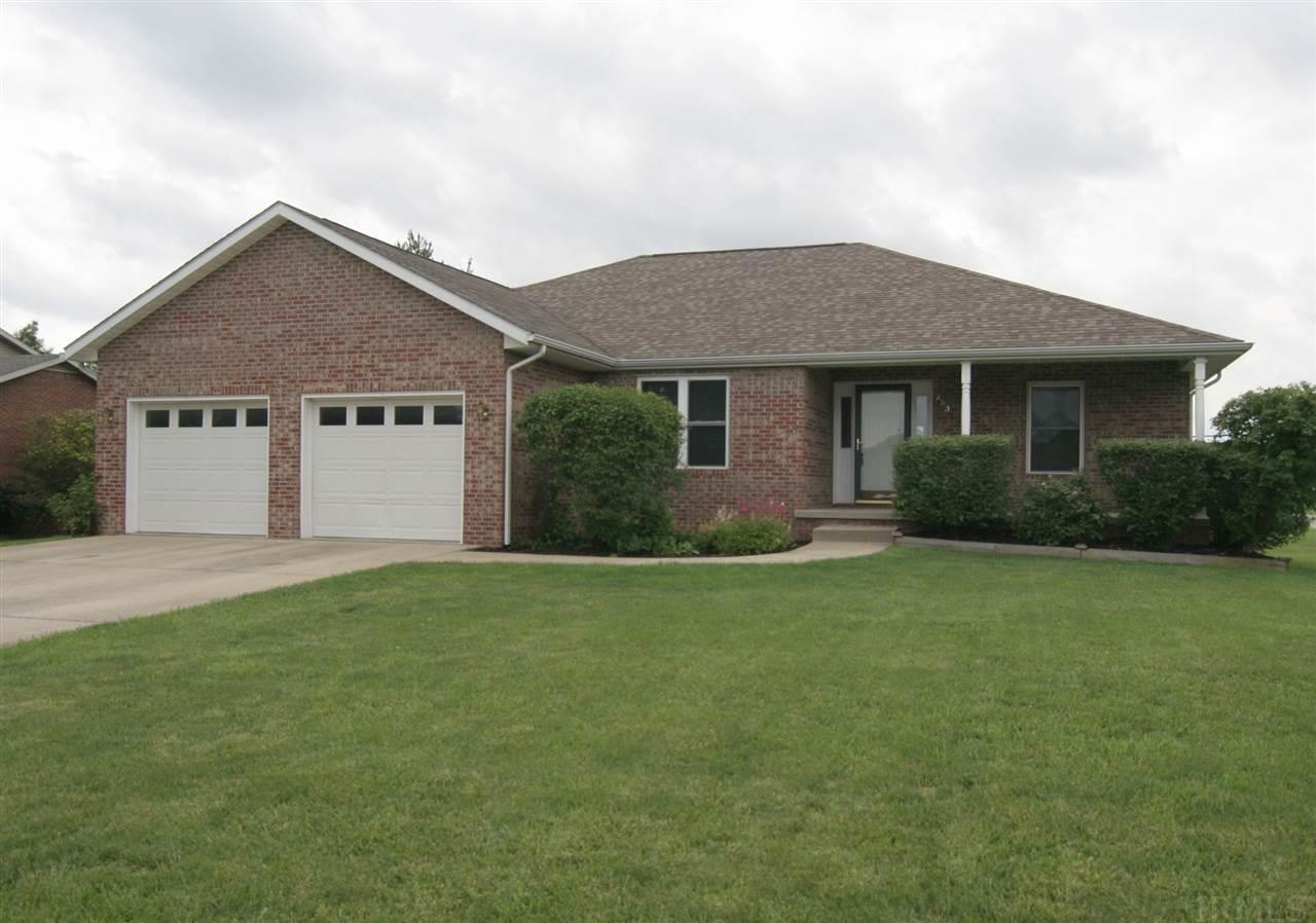 283 Daisy Lane, Jasper, IN 47546