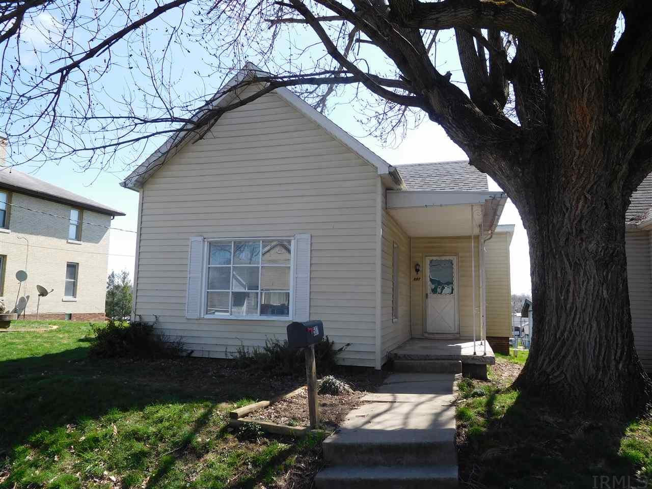 507 E 8th, Huntingburg, IN 47542