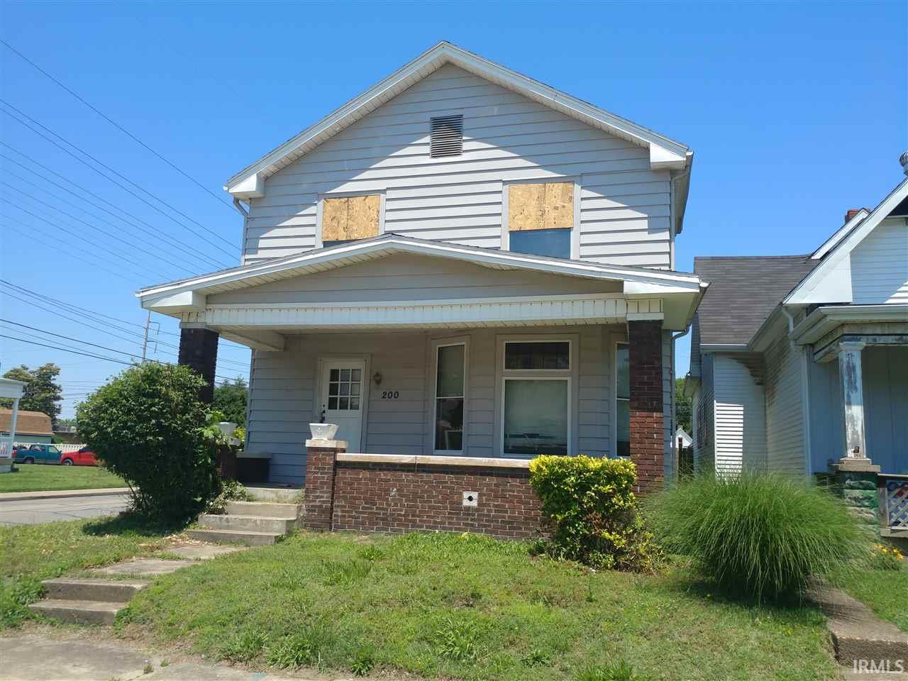 200 E Delaware, Evansville, IN 47711