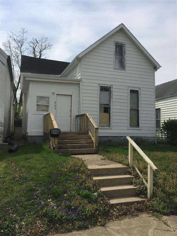 1306 Fountain, Evansville, IN 47710