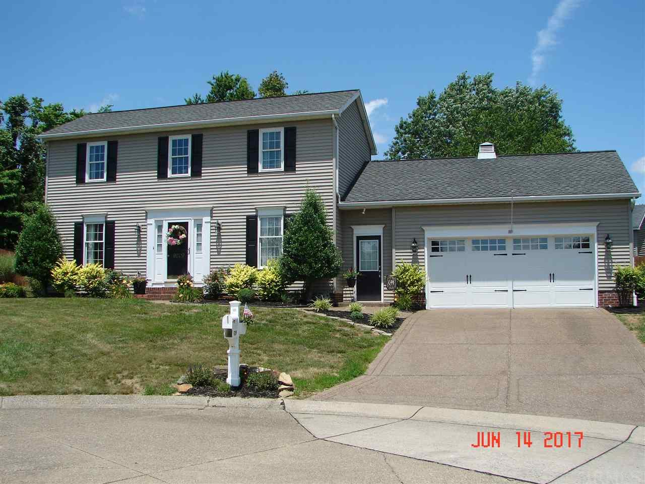 9209 Marfield, Evansville, IN 47712