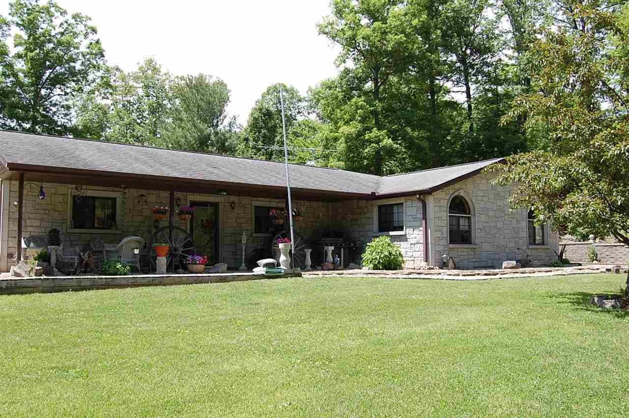 1093 Livingston, Spencer, IN 47460