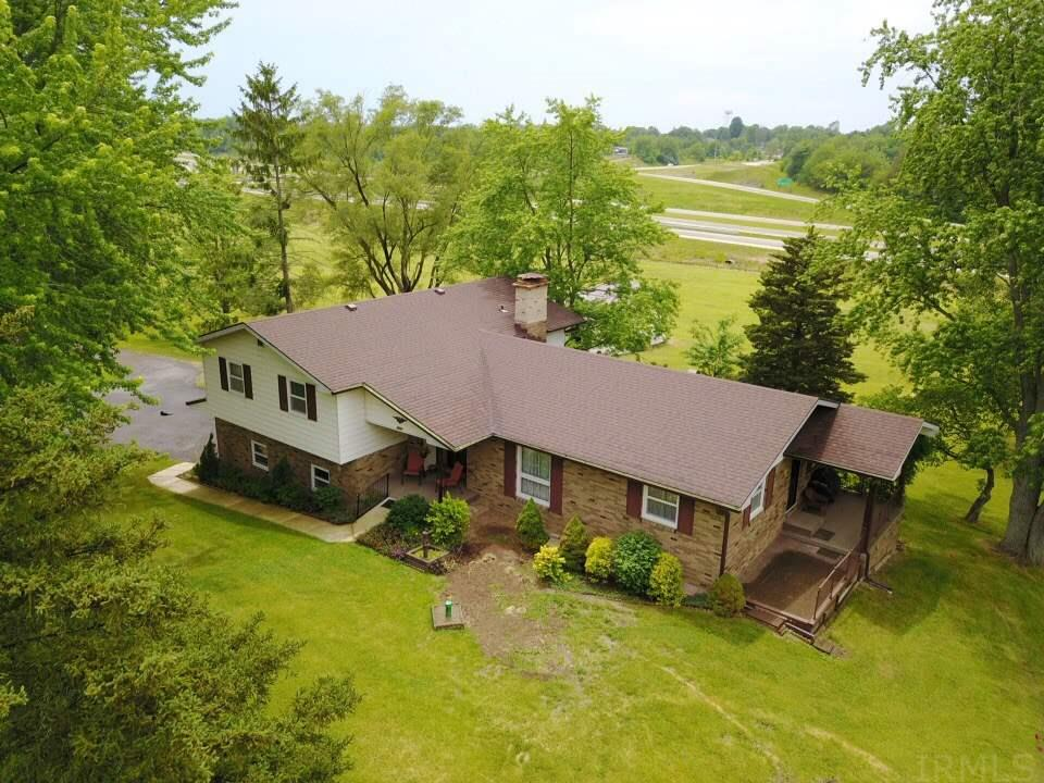 5201 N County Road 50 E., New Castle, IN 47362