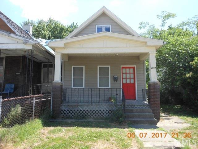 1011 Oakley, Evansville, IN 47710