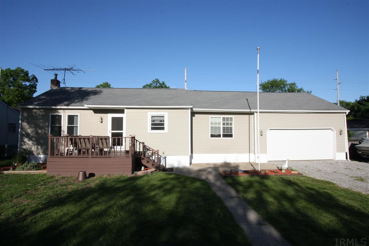 606 Phillip, Auburn, IN 46706