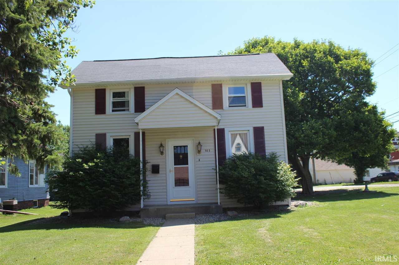 105 N Van Buren, Fowler, IN 47944