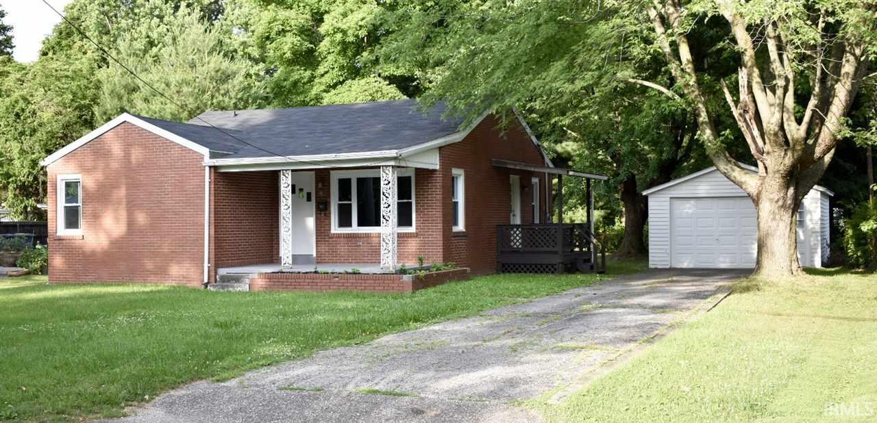 1709 N Thomas, Evansville, IN 47711