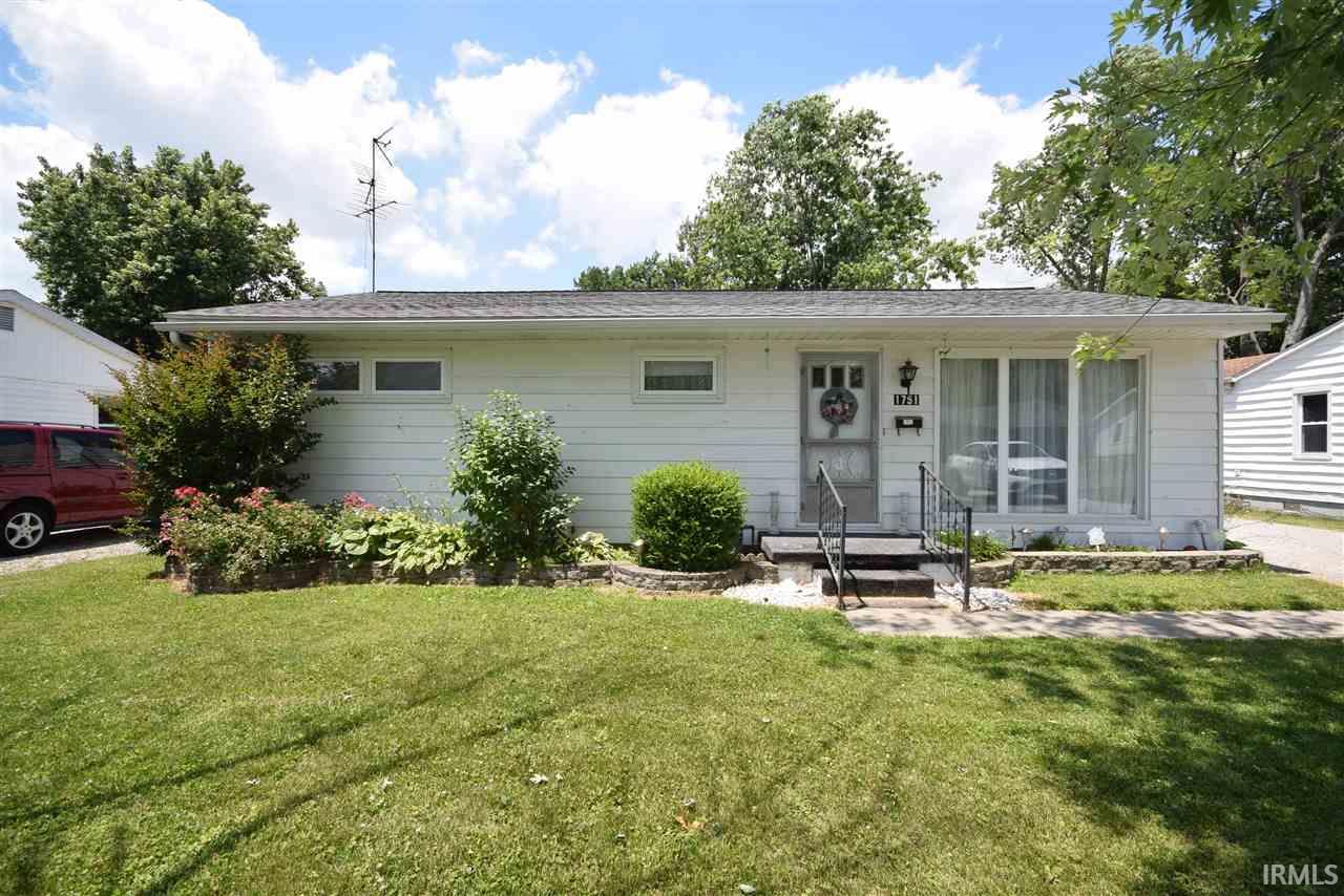1751 Jeanette, Evansville, IN 47714