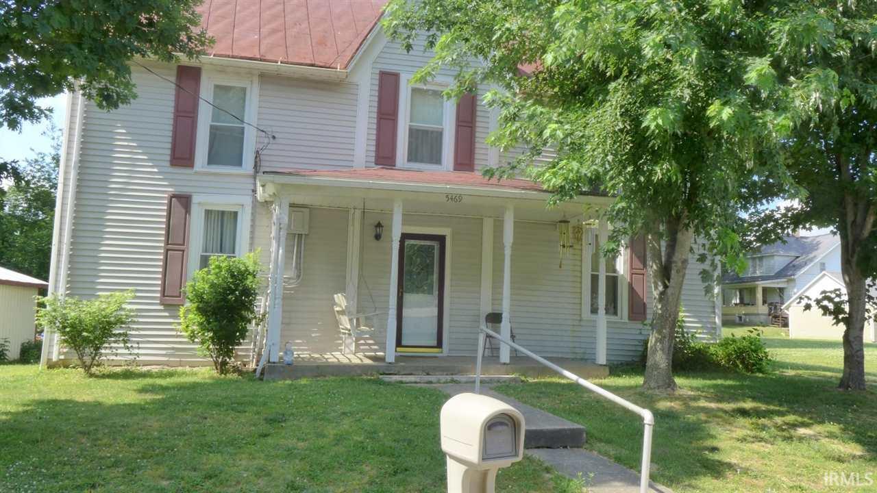 5469 E Jackson Street, Dubois, IN 47527