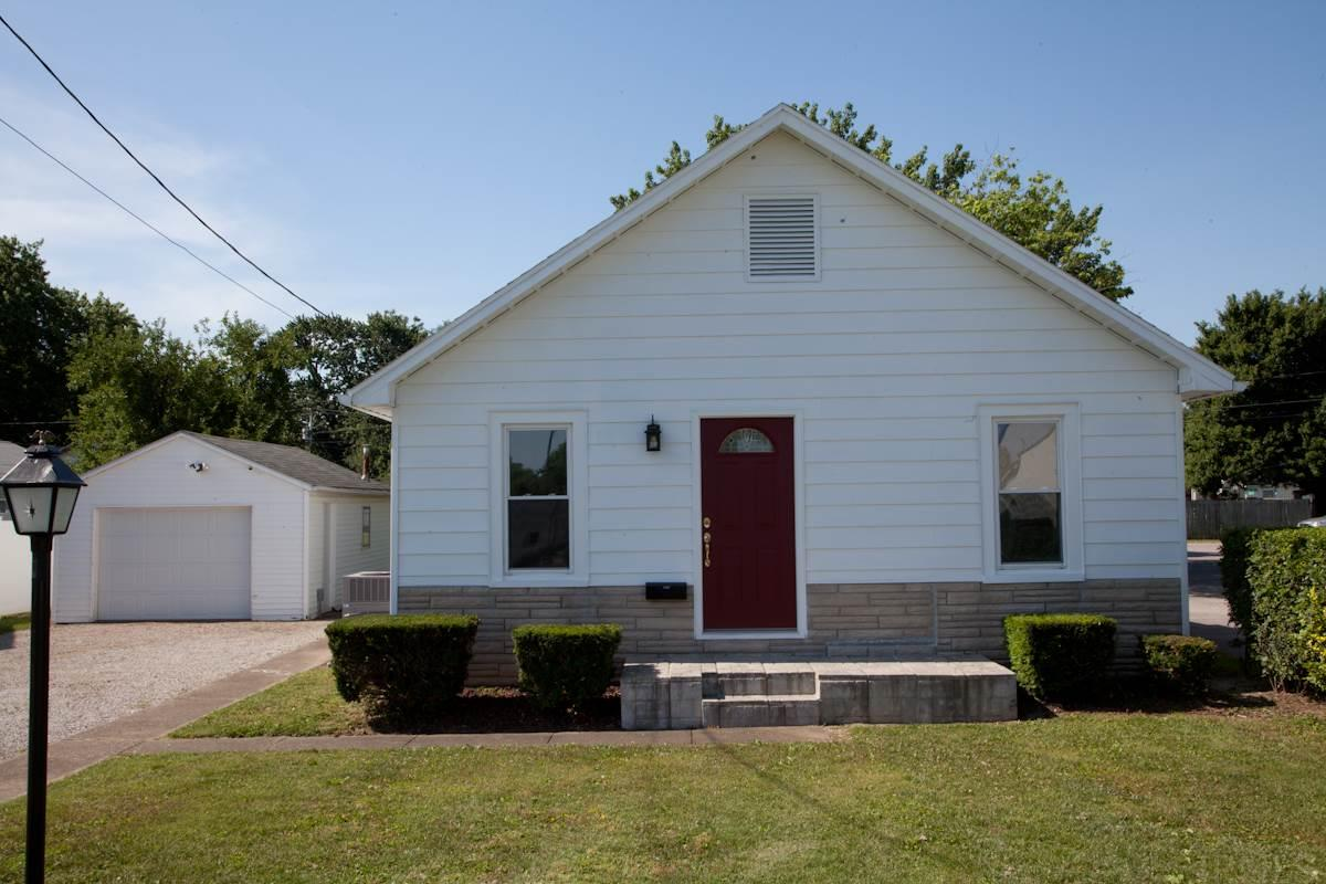 1407 E Louisiana, Evansville, IN 47711
