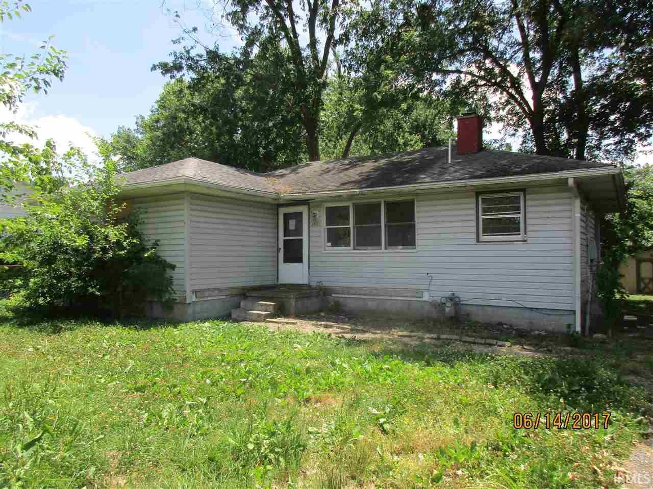 2501 SWEETSER, Evansville, IN 47714