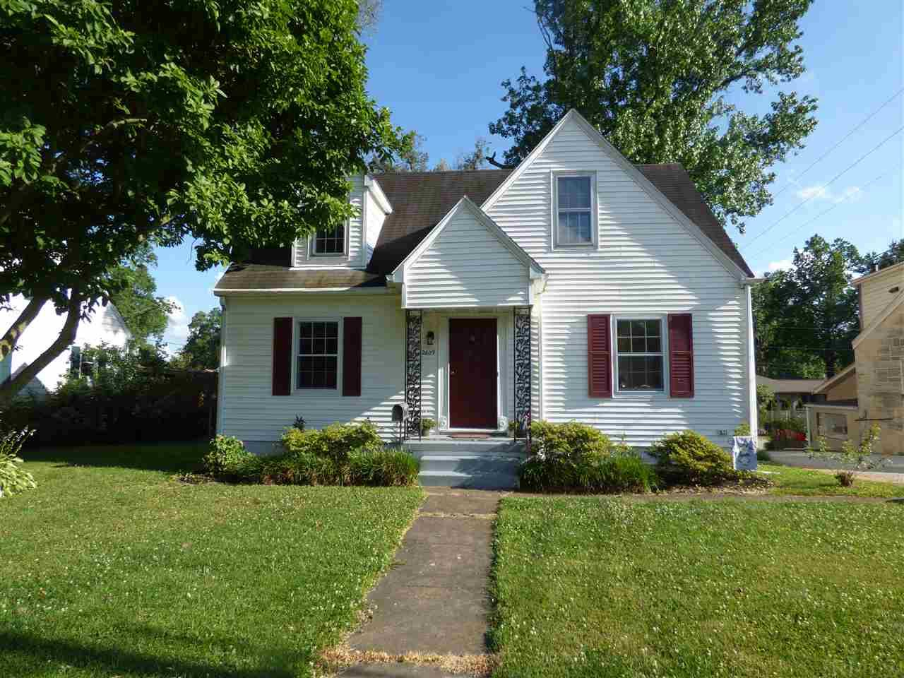 2609 E Walnut, Evansville, IN 47714