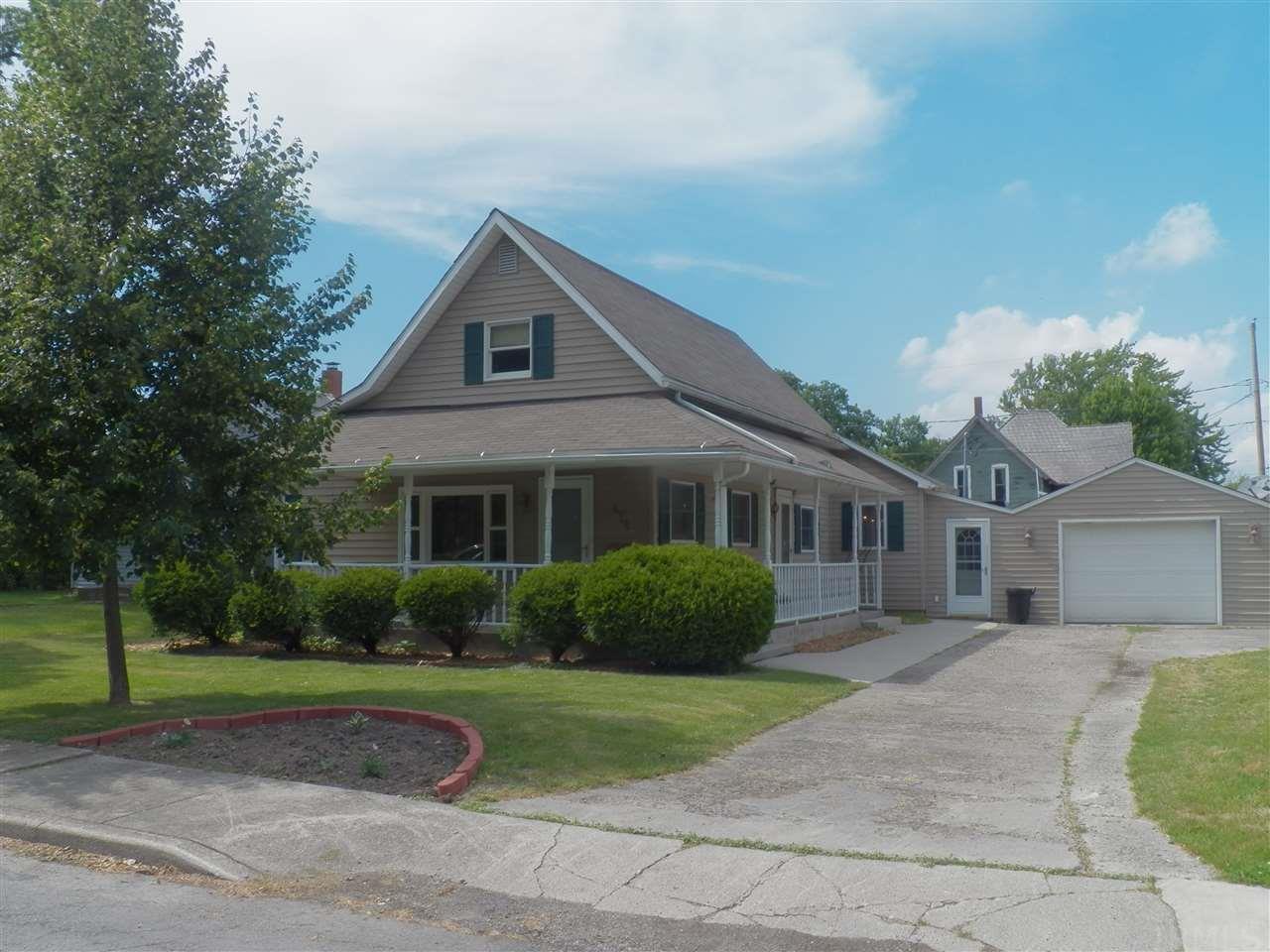 418 W John's, Decatur, IN 46733