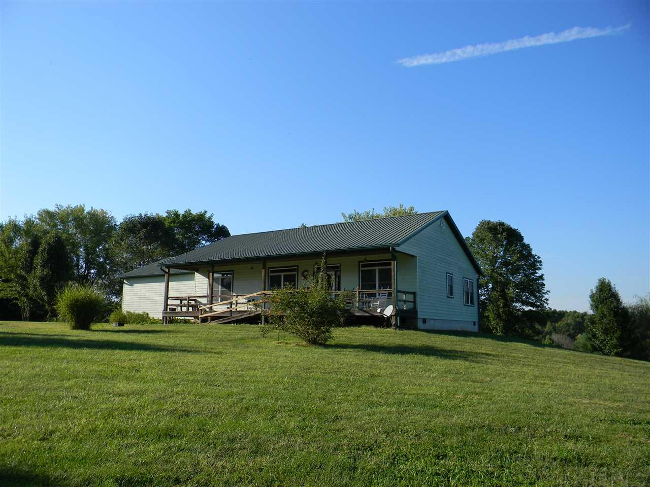 2576 Vance Rd, Spencer, IN 47460