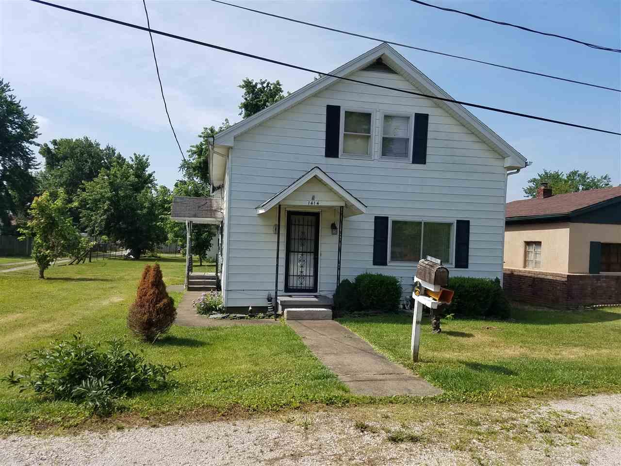 1414 Huber Avenue, Evansville, IN 47710