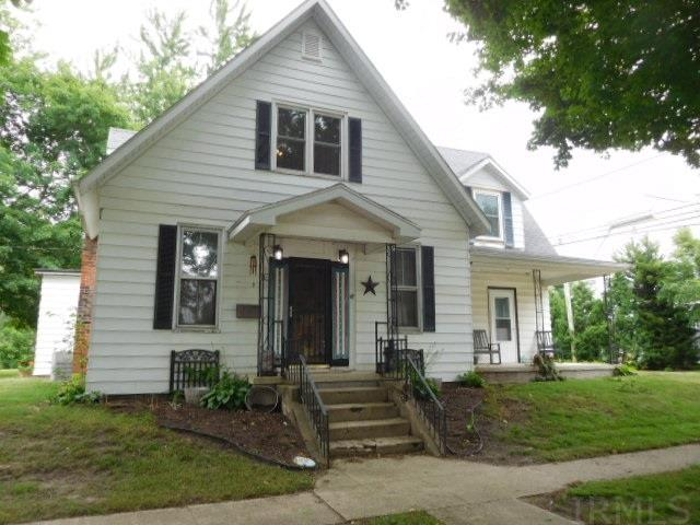 106 W 3RD, North Manchester, IN 46962