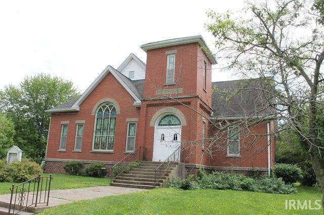 201 S Adams St., Newtown, IN 47969