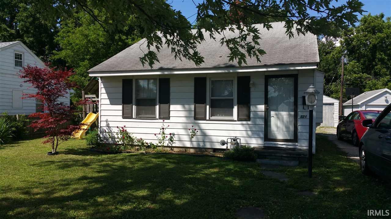 724 E Olmstead, Evansville, IN 47710