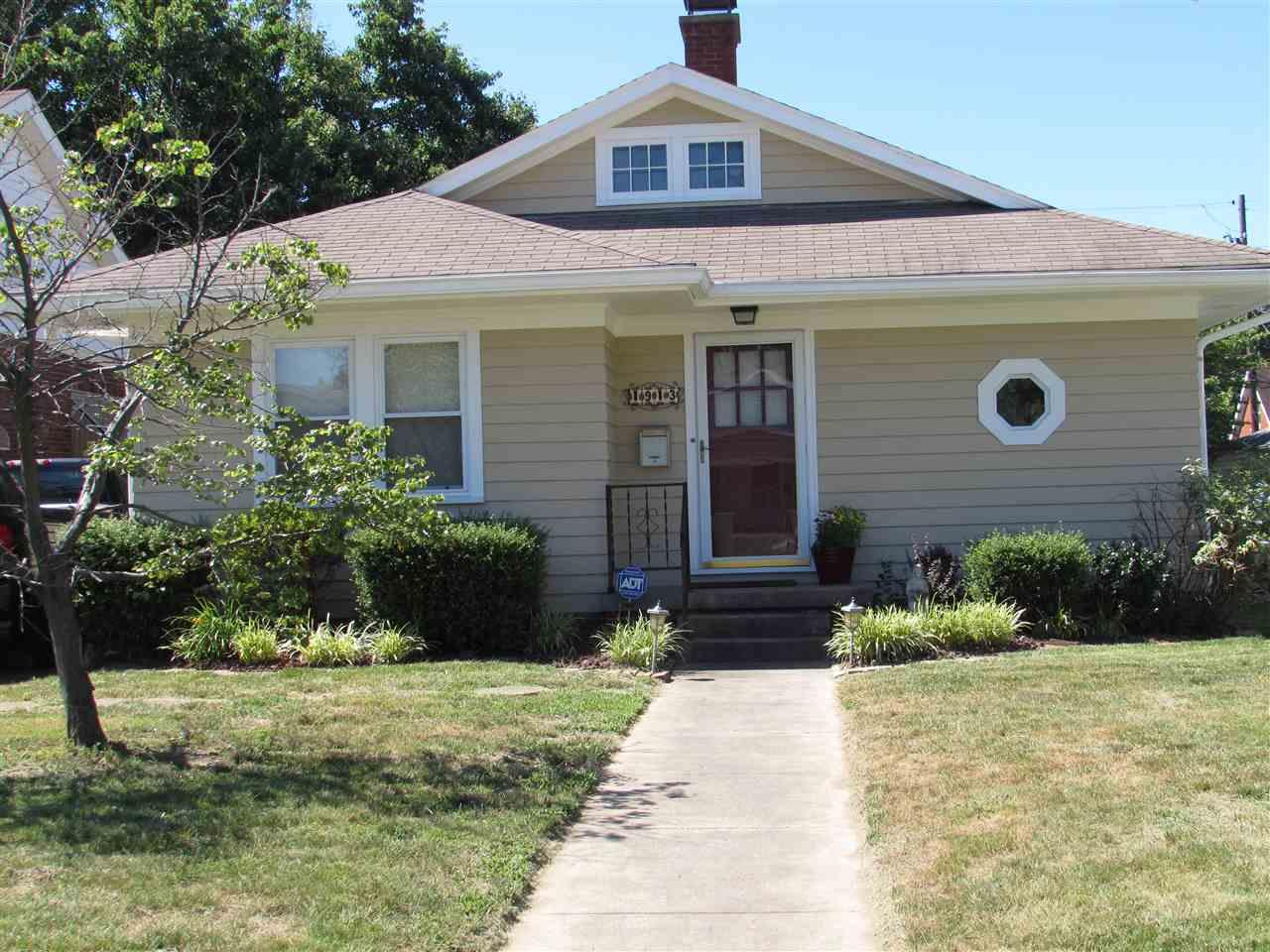 1913 E Mulberry, Evansville, IN 47714