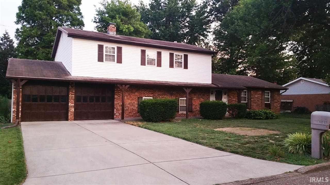 6609 E Chestnut, Evansville, IN 47715