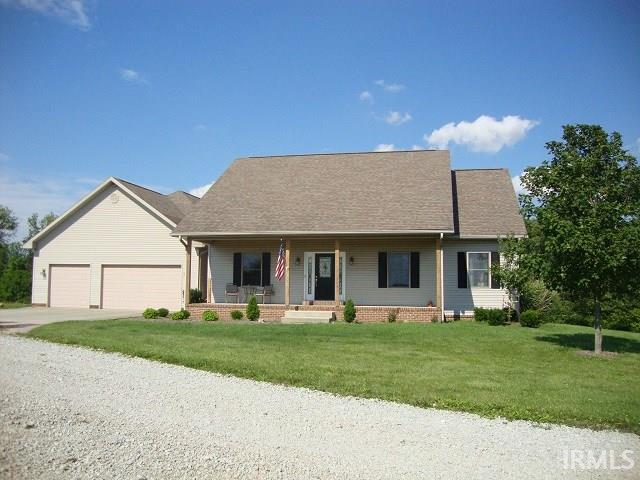 3190 W County Road 100 N, New Castle, IN 47362