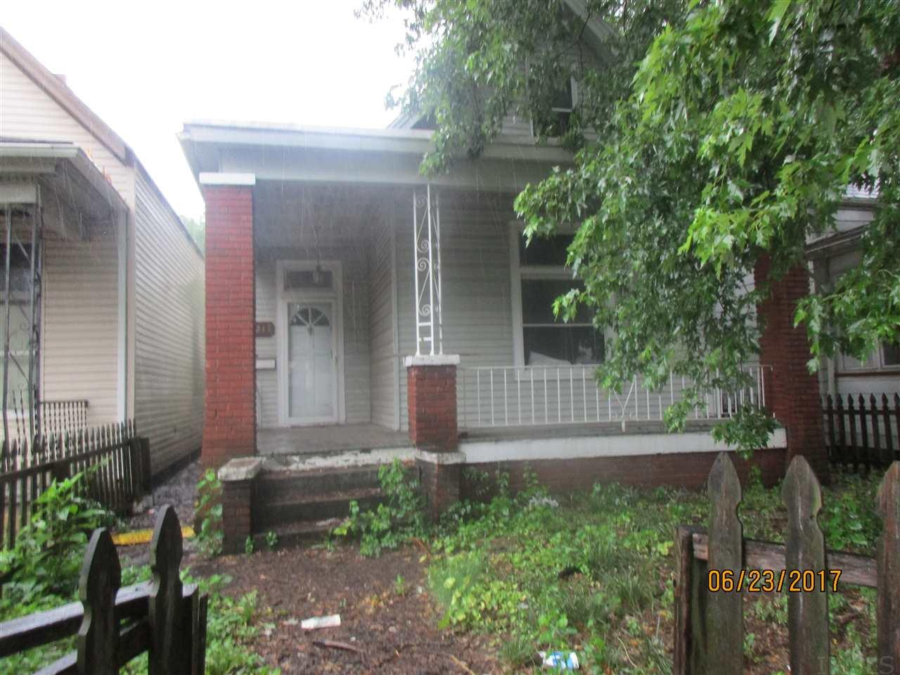 211 E MARYLAND, Evansville, IN 47711
