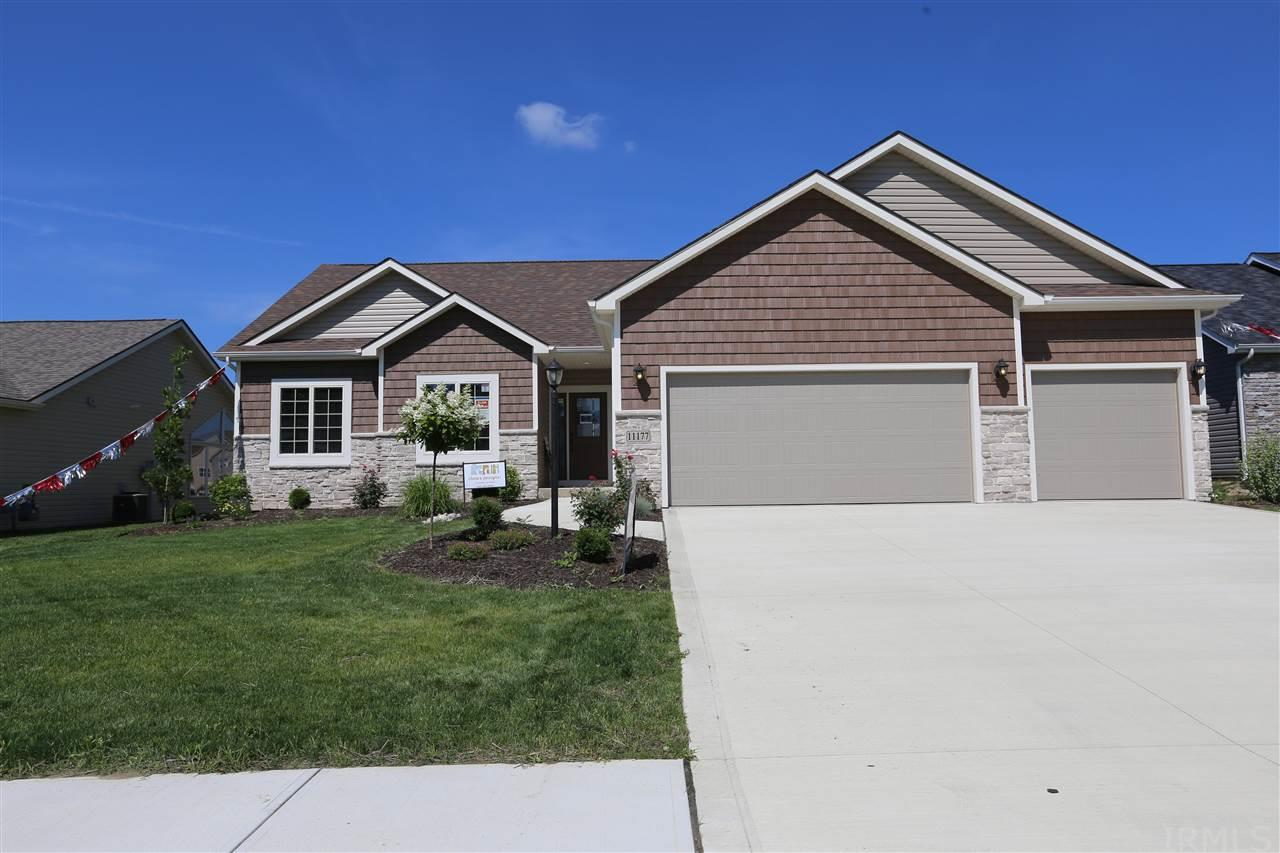 11177 Parker's Bay Drive, Fort Wayne, IN 46845
