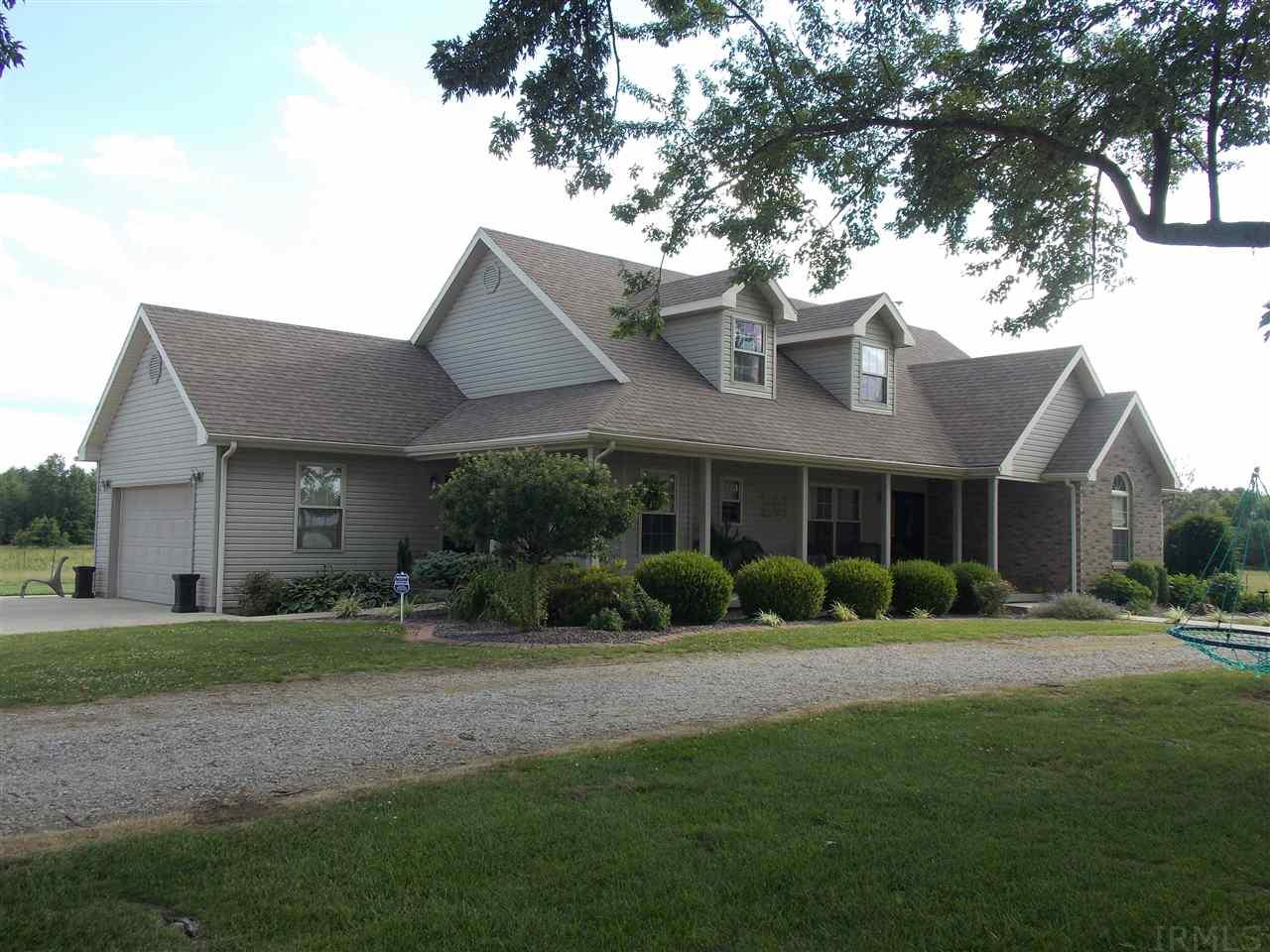 5437 E County Rd. 790 N, Orleans, IN 47452