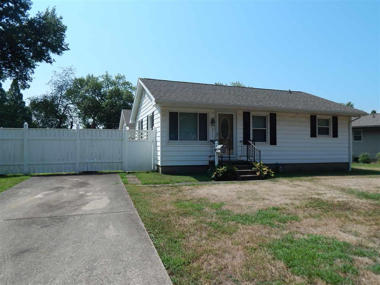 2515 Helmuth, Evansville, IN 47714
