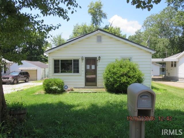210 N Illinois, Chandler, IN 47610