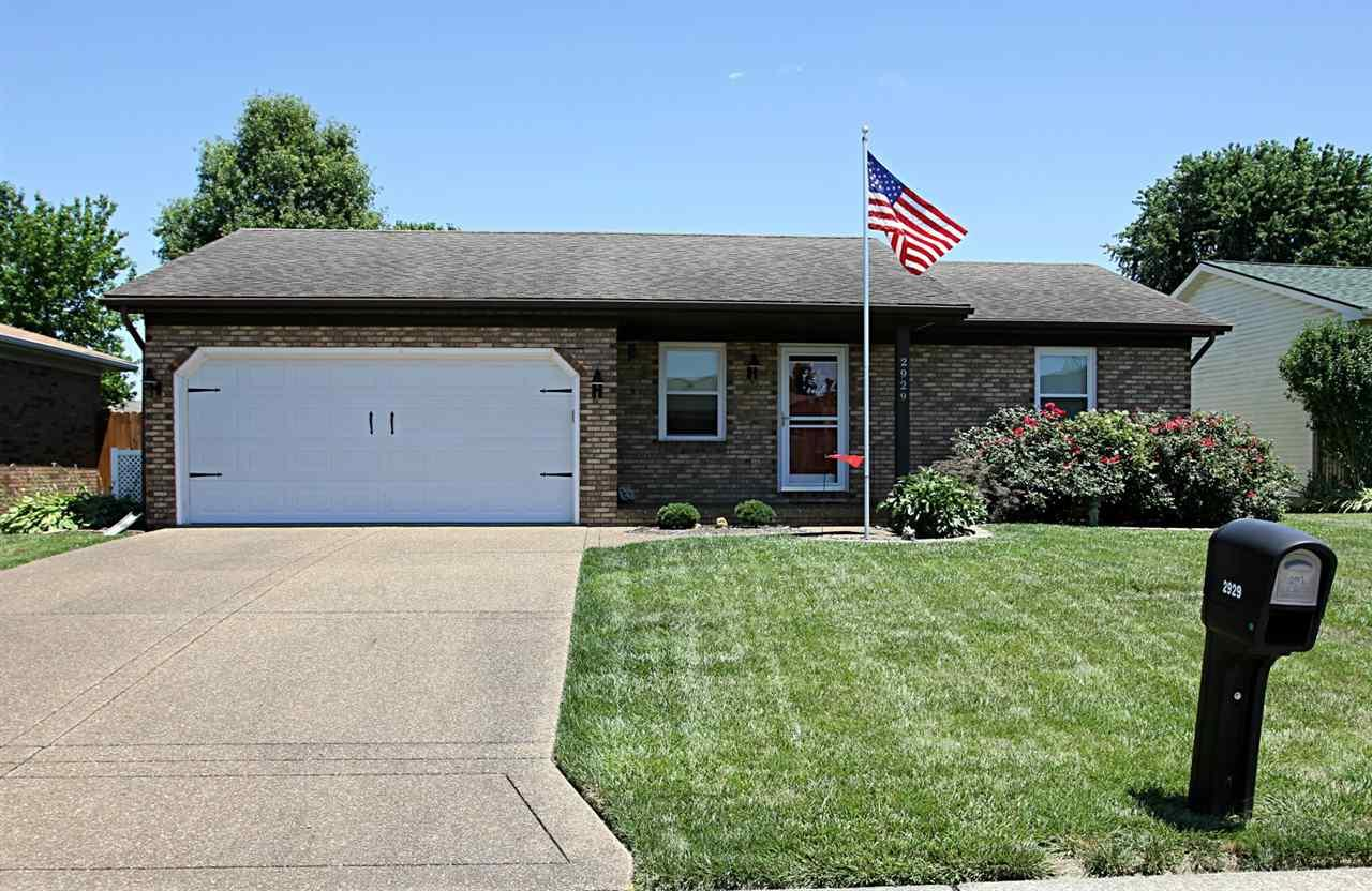 2929 Shady Hollow, Evansville, IN 47715