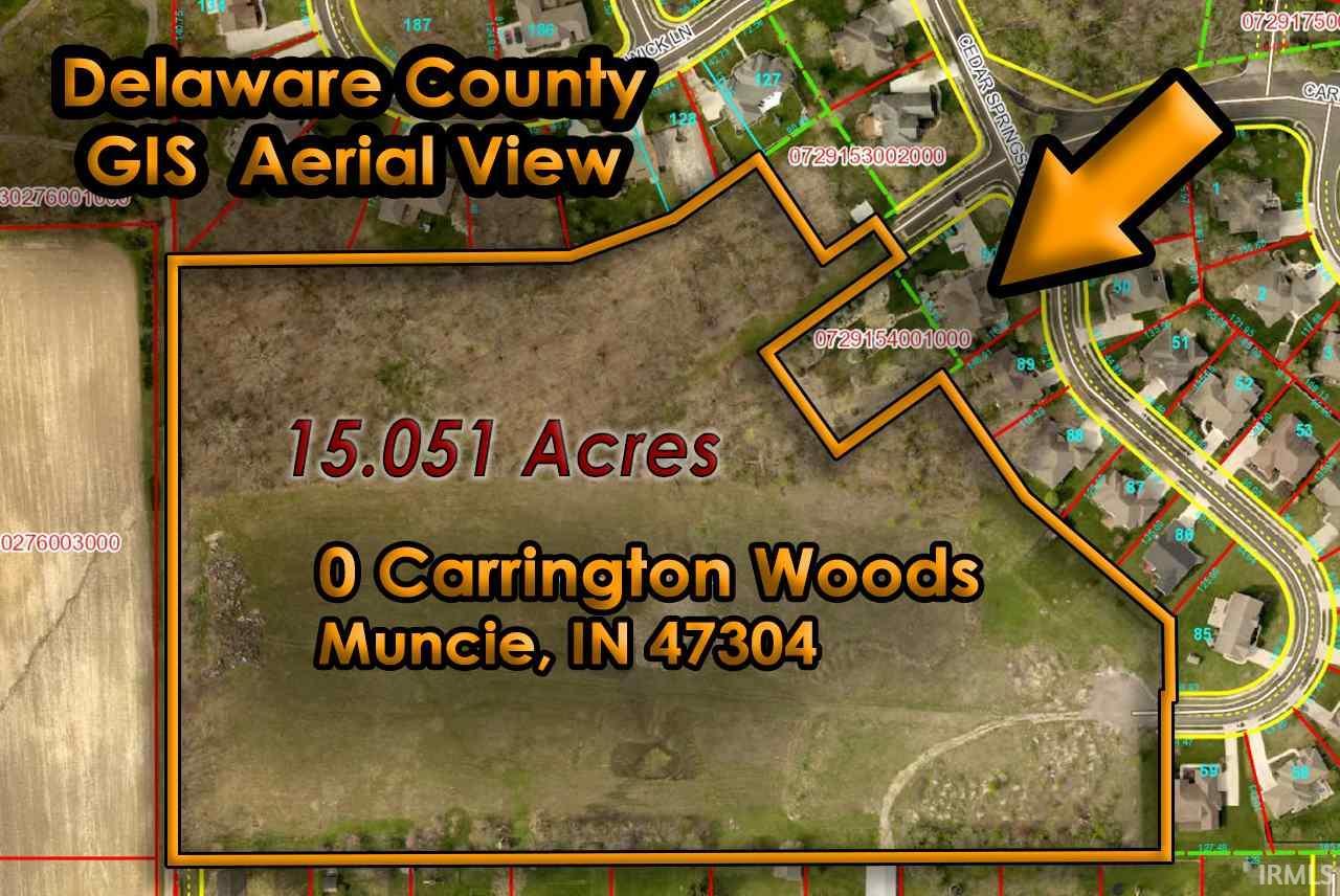 0 Carrington Woods, Muncie, IN 47304