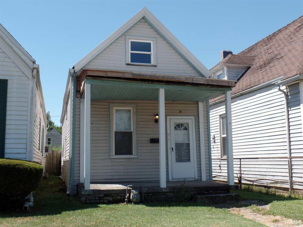 505 E Iowa, Evansville, IN 47711