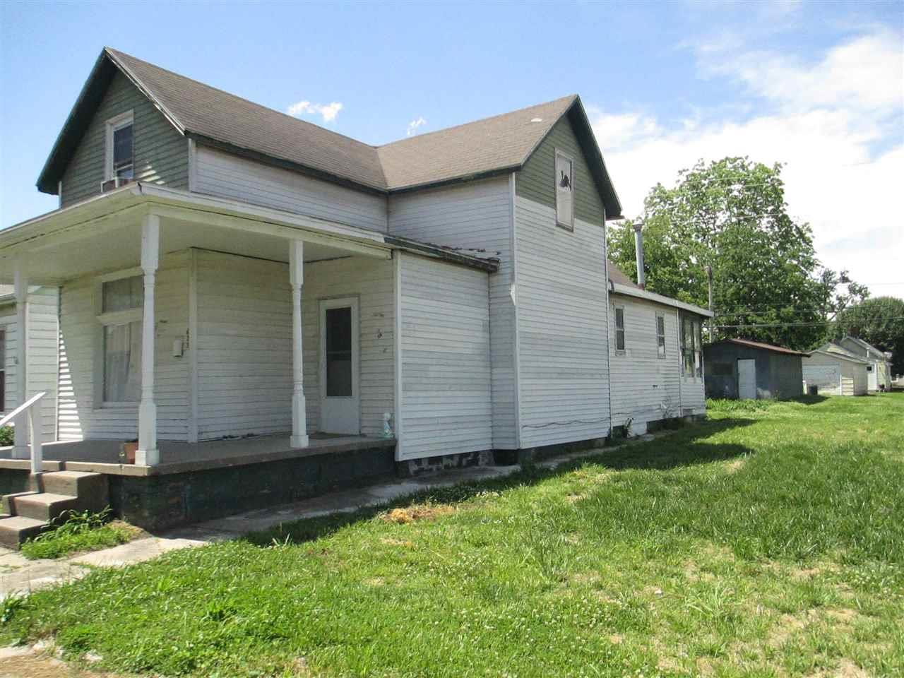 625 W SECOND, Mount Vernon, IN 47620