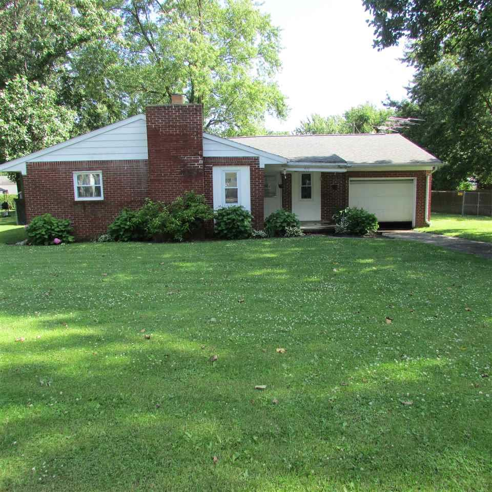 513 E Lincoln, Greentown, IN 46936