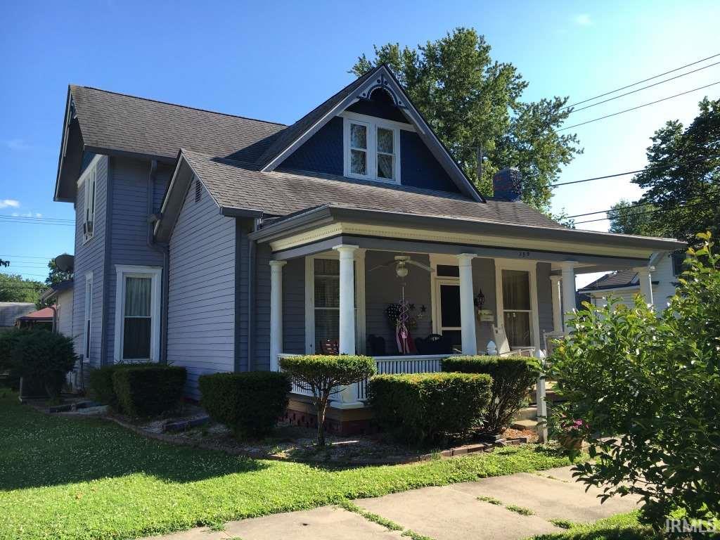 159 E Columbus, Martinsville, IN 46151