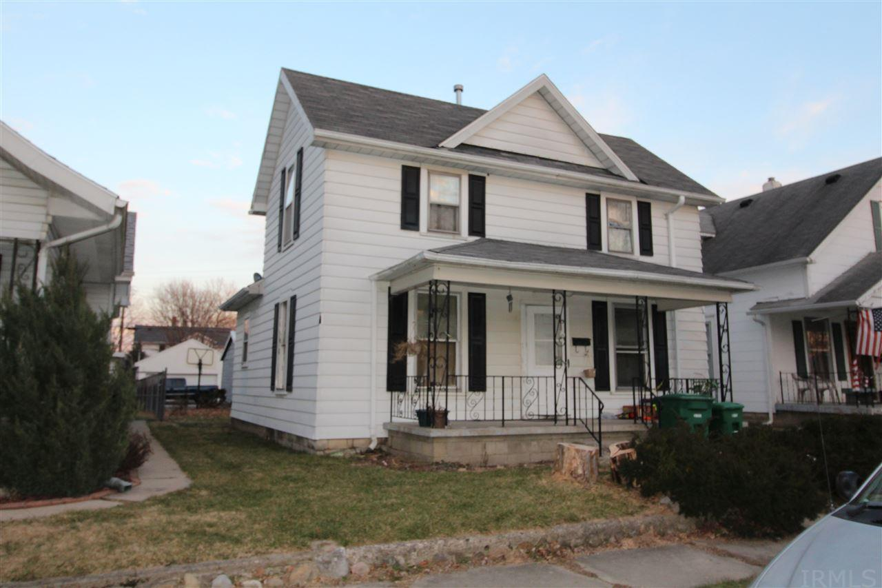 1014 S 17th, New Castle, IN 47362
