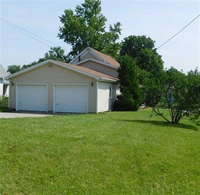 806 N Lafontaine, Huntington, IN 46750
