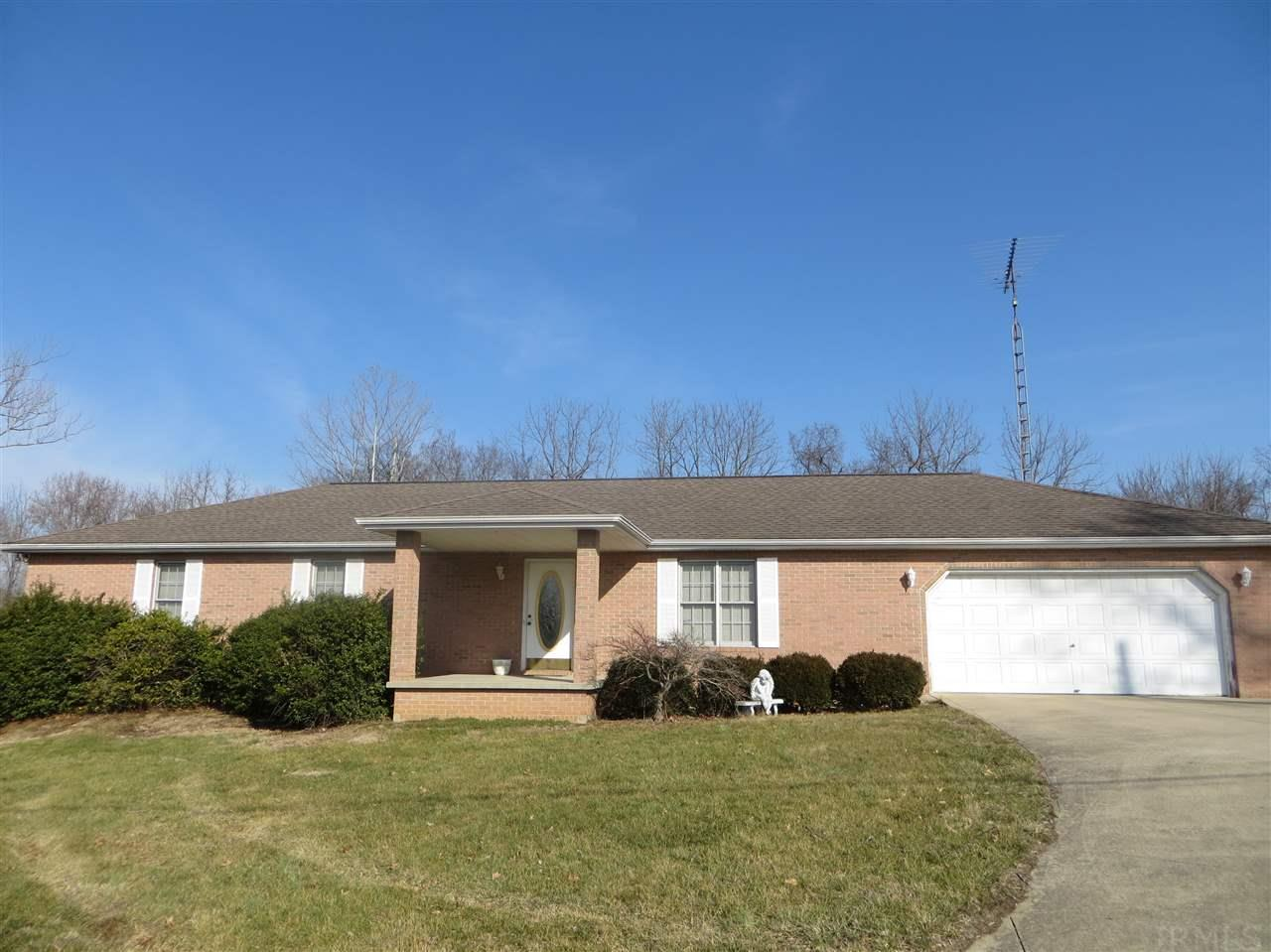 283 E Valley Mission, Bedford, IN 47421