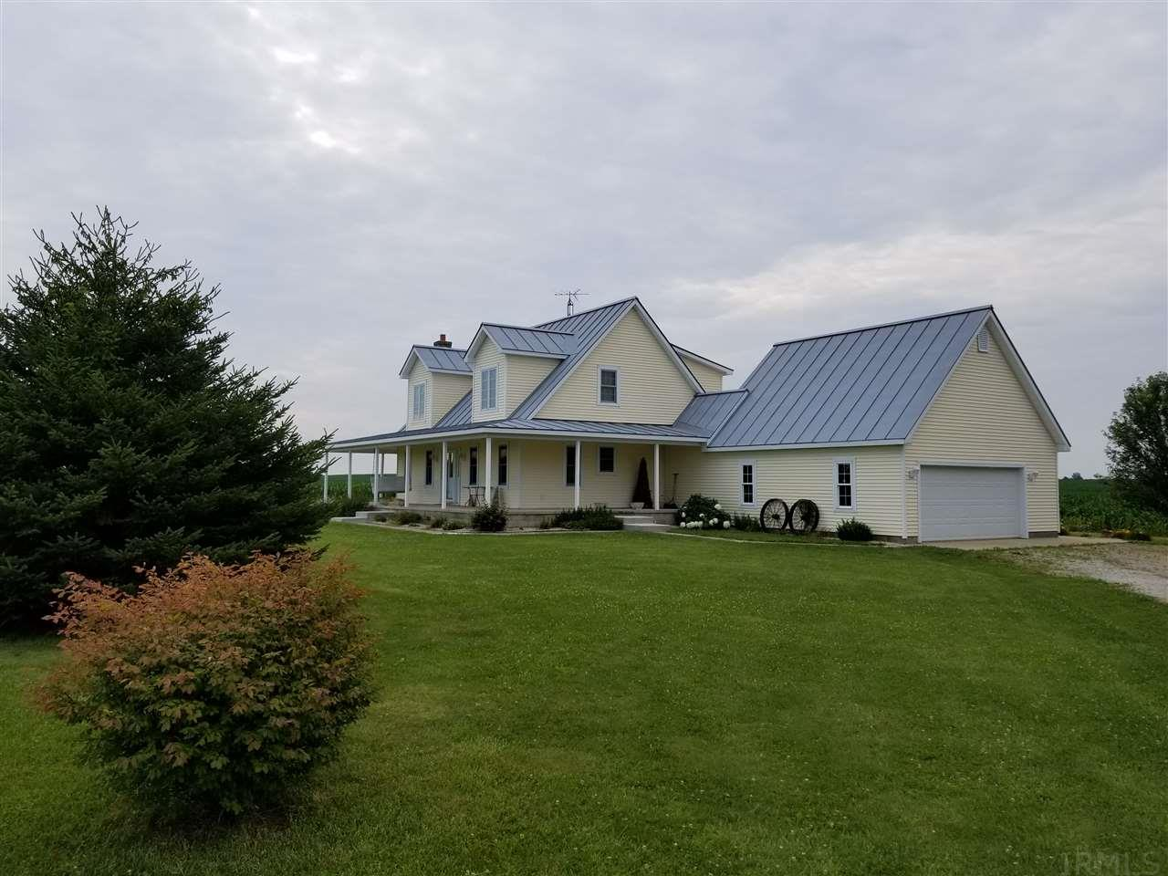 11641 W 300 S, Parker City, IN 47368